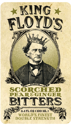 King Floyds- 100 ML Scorched Pear/ Ginger
