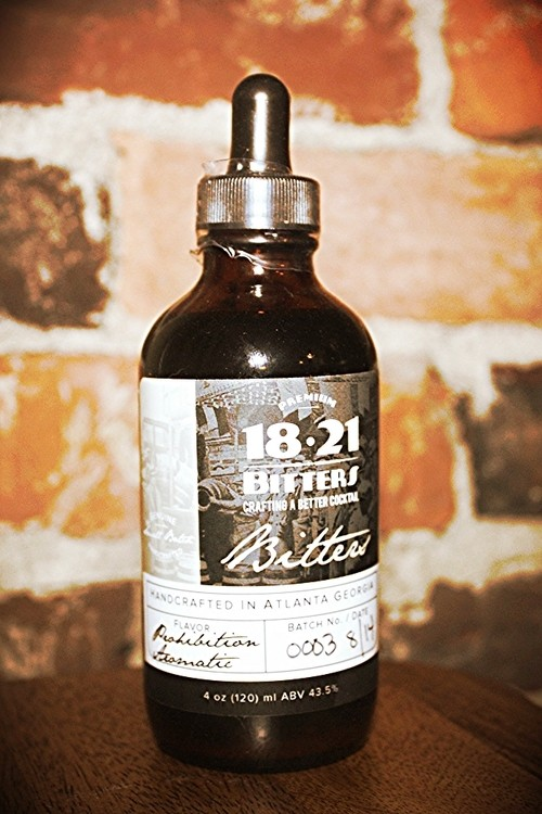 18.21 Bitters - Prohibition Aromatic Bitters Image