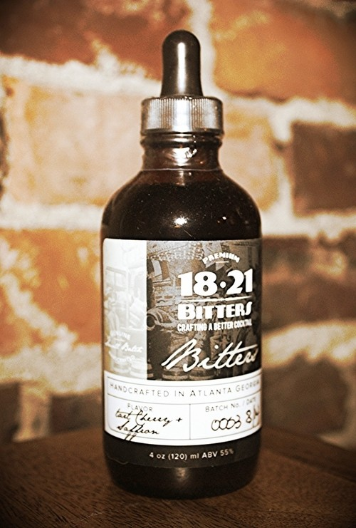 18.21 Bitters - Tart Cherry and Saffron Bitters