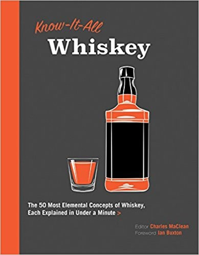 Book - Know it All: Whiskey: The 50 Most Elemental Concepts of Whiskey Image