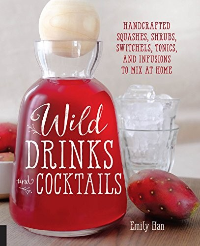 Book - Wild Drinks and Cocktails