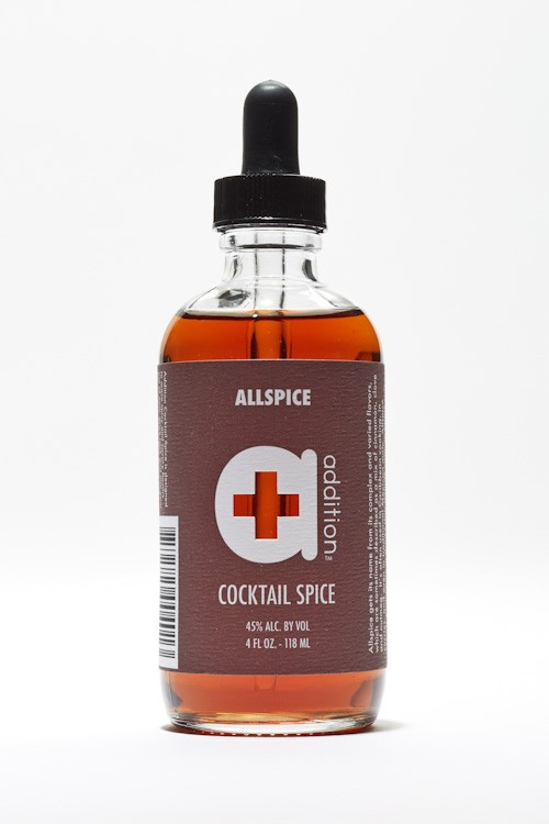 Addition Cocktail Spice - Allspice Tincture
