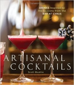 Book - Artisanal Cocktails