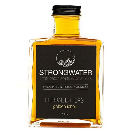 Strongwater - Golden Ichor Herbal Bitters