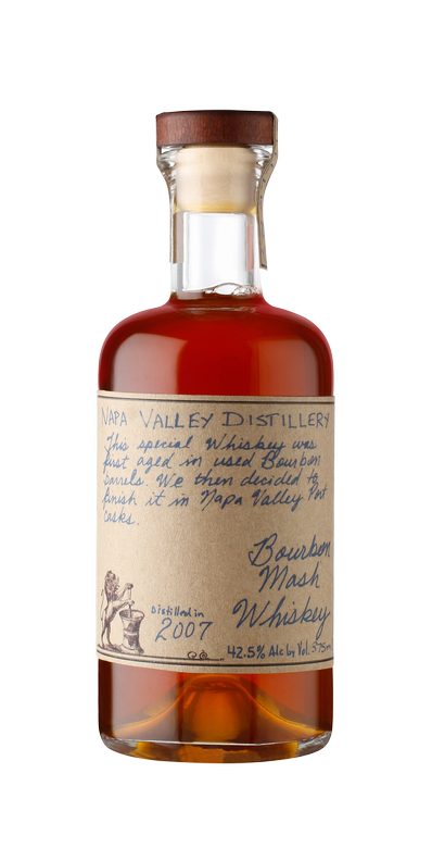 Napa Valley Distillery - 2007 Bourbon Mash Whiskey