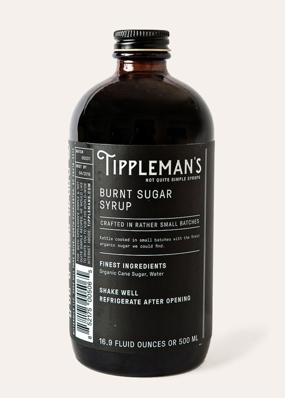 Tippleman's - Burnt Sugar Syrup