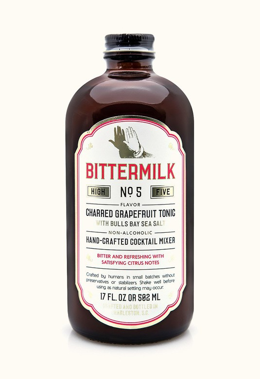 Bittermilk - No 5 Charred Grapefruit Tonic Mixer