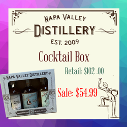 Cocktail Box - Set of 3