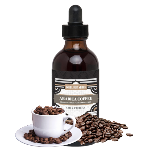 Bittered Sling - Arabica Coffee Bitters (120ml)