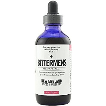 Bittermens - New England Spiced Cranberry Bitters Image