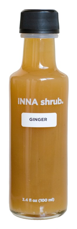 Inna Shrub - Ginger Shrub 100ml