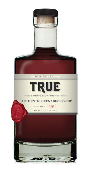 True Syrups & Garnishes - Grenadine Syrup