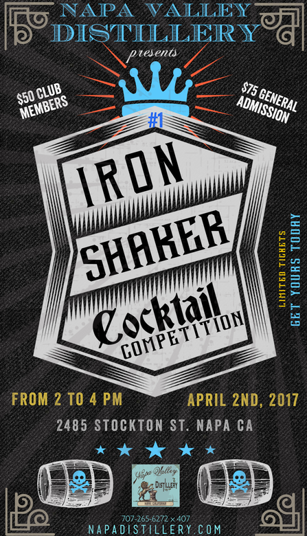 Iron Shaker Cocktail Competition