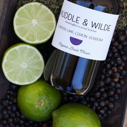 Muddle & Wilde - Juniper Lime Lemon Verbena - 8oz