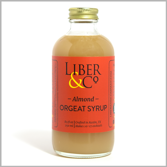 Liber & Co. - Orgeat Syrup