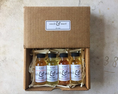 Cecil & Merl - Bitters Travel Gift Set