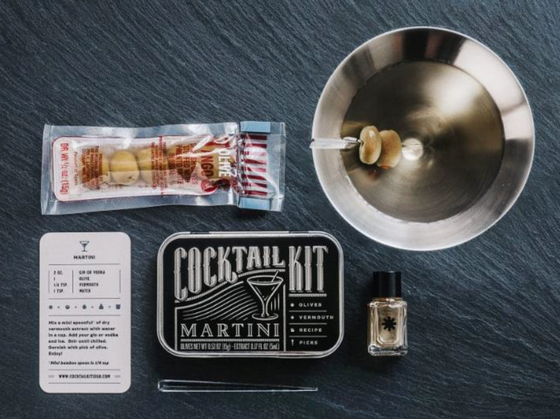 Martini Cocktail Kit 2 Go