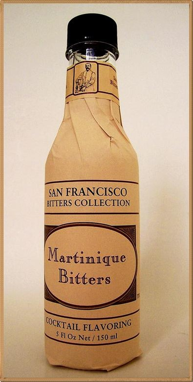San Francisco Bitters Collection - Martinique Bitters
