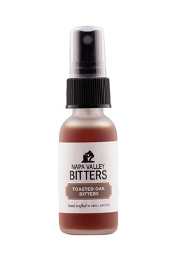 Napa Valley Bitters (1oz) - Toasted Oak Bitters