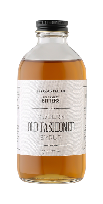 Napa Valley Bitters - Modern Old Fashioned Syrup