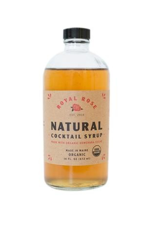 Royal Rose - Natural Cocktail Simple Syrup