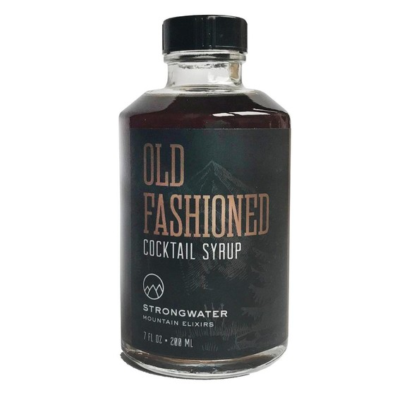 Strongwater Old Fashioned Syrup Image