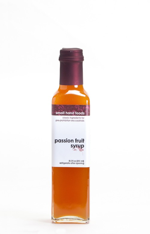 Small Hand Foods - Passion Fruit Syrup (8.5oz)
