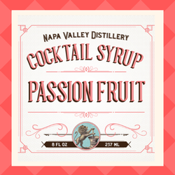 Napa Valley Distillery - Passion Fruit Syrup