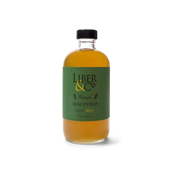Liber & Co. - Pineapple Gum Syrup Image
