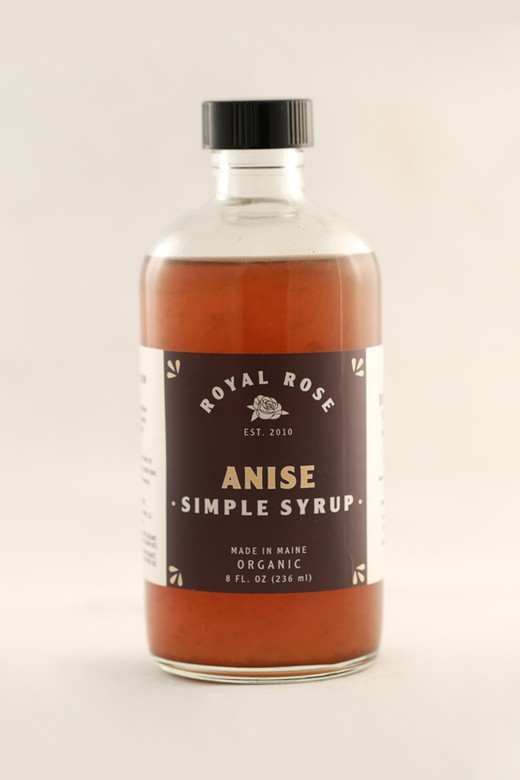 Napa valley distillery products royal rose anise syrup - Rosehip syrup health benefits ...