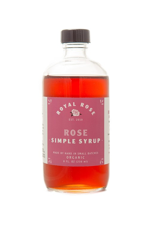 Royal Rose - Rose Syrup
