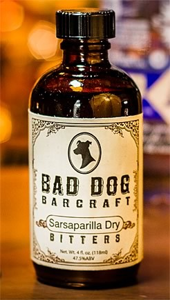 Bad Dog Bar Craft - Sarsaparilla Dry Bitters