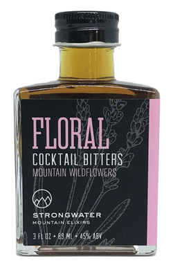 Strongwater - Floral Bitters 3oz Image