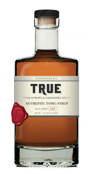 True Syrups & Garnishes - Tonic Syrup
