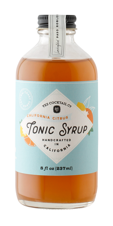 Yes Cocktail Co. - Tonic Syrup - 8oz Image