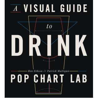 Book - A Visual Guide to Drink - Pop Chart Lab