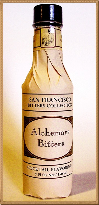 San Francisco Bitters Collection - Alchermes Bitters
