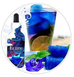 Wild Hibiscus - B'lure Blue Flower Extract