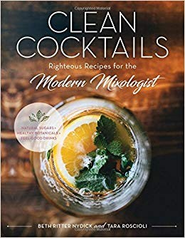 Book - Clean Cocktails