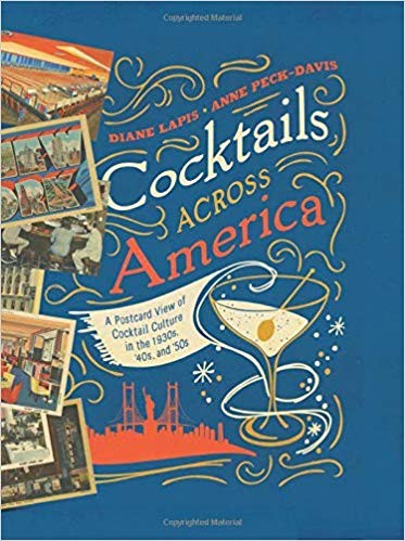 Book - Cocktails Across America