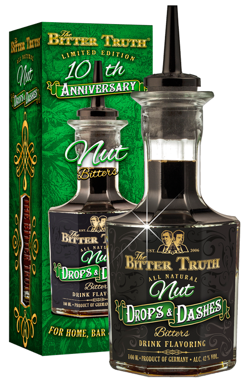 Bitter Truth Bitters - Drops & Dashes - Nut