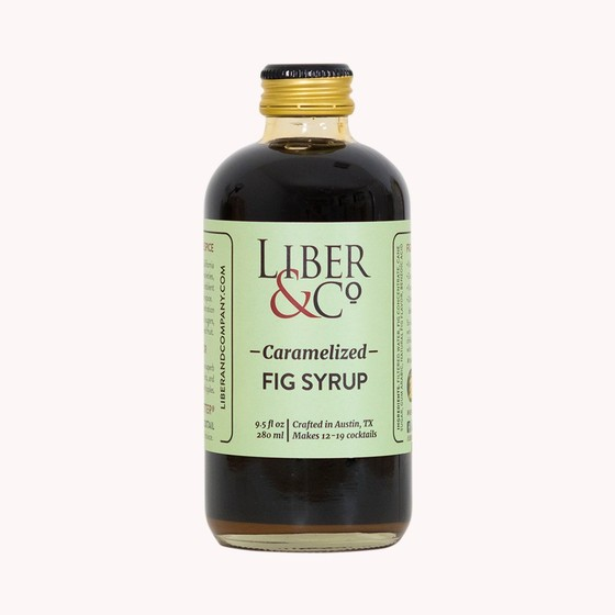 Liber & Co. - Fig Syrup