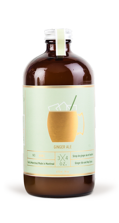 3/4oz Syrups Montreal - Ginger Syrup Image