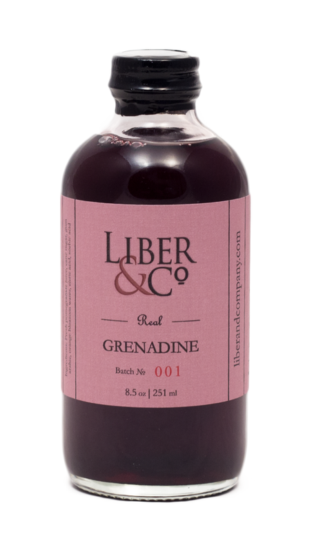 Liber & Co. - Grenadine Syrup