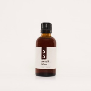 5 by 5 Tonics Co. - Aromatic Bitters 1.7oz/50ml