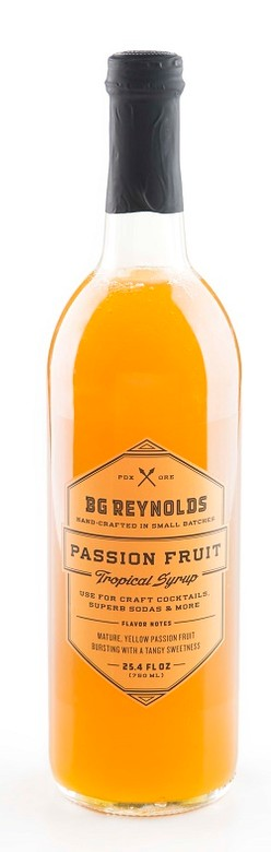 B.G. Reynolds' Syrups - Passion Fruit Syrup