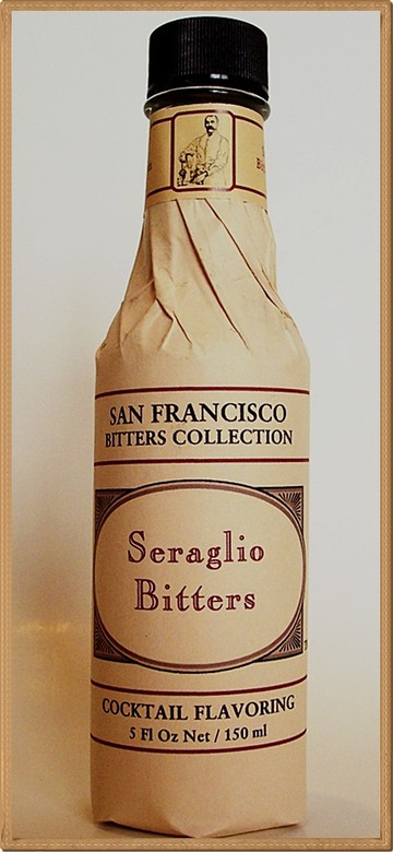 San Francisco Bitters Collection - Seraglio Bitters