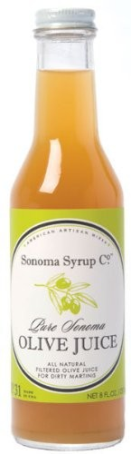 Sonoma Syrup Co. - Pure Olive Juice
