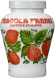 Fabbri - Fragola Strawberries 21oz