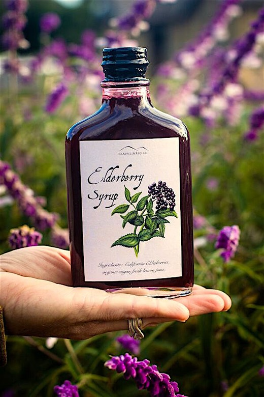 Carmel Berry Co. - Elderberry Syrup